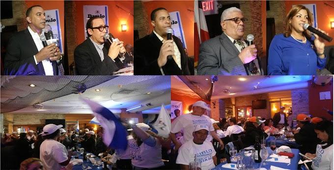 El BIS cierra campaña en NY reafirmando apoyo a candidatos a diputados en ultramar