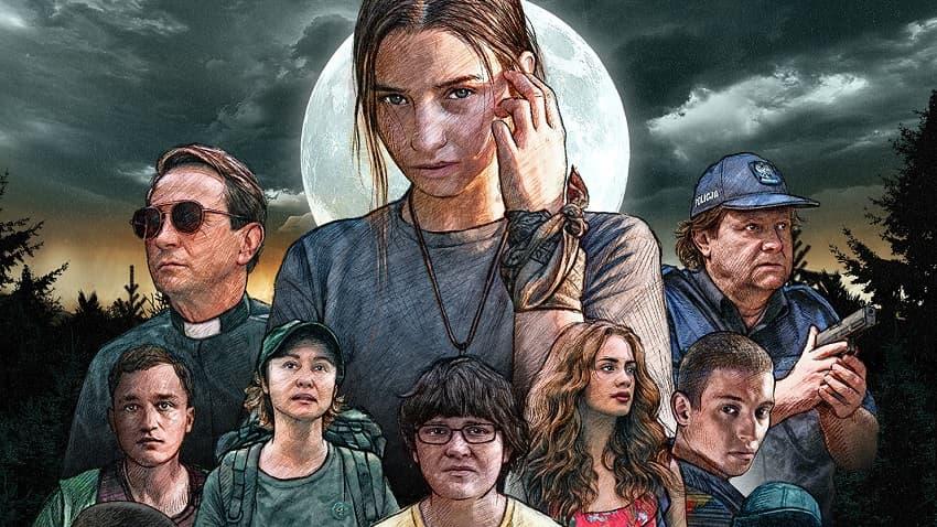Netflix в октябре покажет «В лесу сегодня не до сна 2» - продолжение задорного польского слэшера
