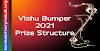Prize Structure of Vishu Bumper 2021 BR 79 Lottery