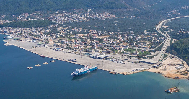 Ήγουμενίτσα: Τί ακριβώς πωλείται από το λιμάνι - Αναλυτικοί χάρτες - Δεν πωλείται το Δρέπανο