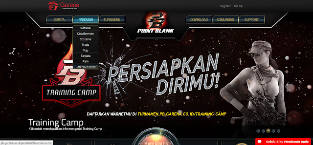 Game  Point Blank Garena Indonesia