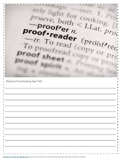 March 2021 Writing Prompts Free Instant Download PDF