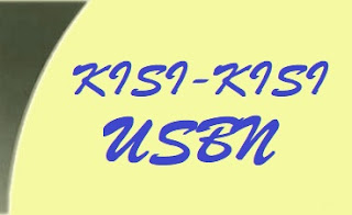 Kisi-Kisi USBN