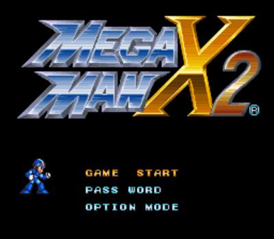 【SFC】洛克人X2(Mega Man X2)原版+HP不減版+金手指!