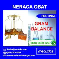 Neraca Gram Protinal