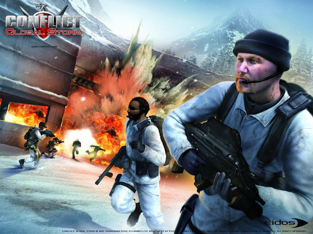 Conflict Global Storm Full Version PC GAME