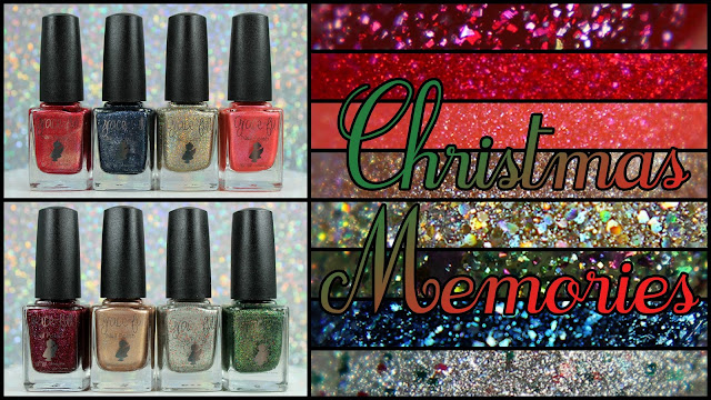 Grace-Full Nail Polish Christmas Memories Collection 2016