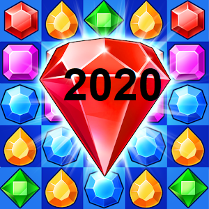 Jewels Legend - لعبة المجوهرات