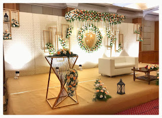 Super Wedding Stage Decoration Designs