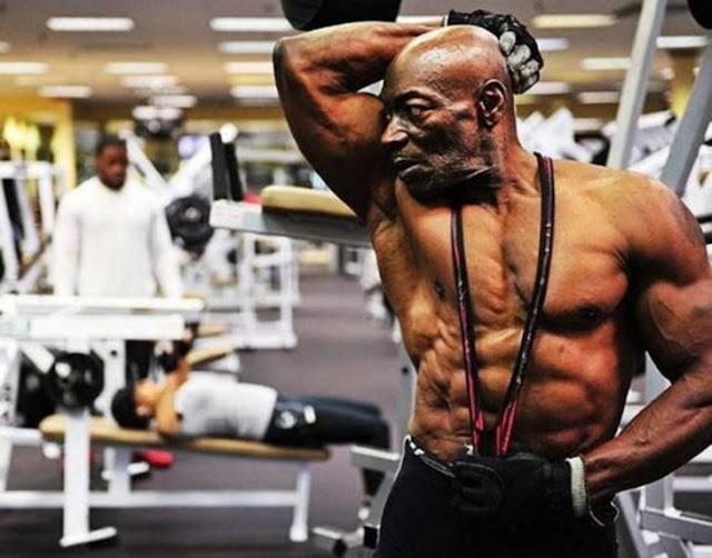 Estos abuelos fitness no conocen el significado de la vejez