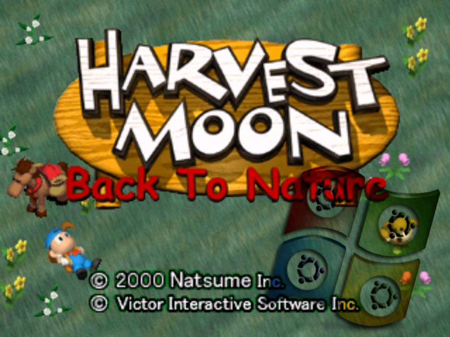 Download Harvest Moon Back To Nature PS 1 + Emulator