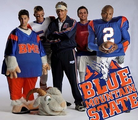 Blue Mountain State Movie