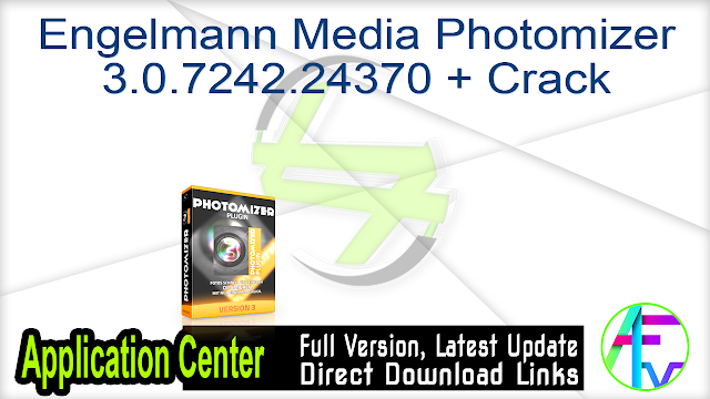 Engelmann Media Photomizer 3.0.7242.24370 + Crack