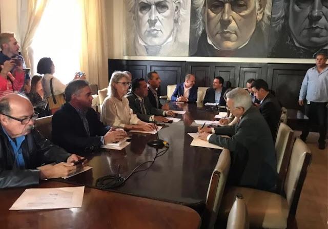 Instalada Comisión Preliminar del Comité de Postulaciones Electorales este #13Nov
