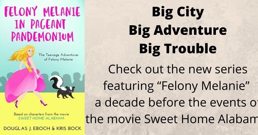 The Sweet Home Alabama prequel novel is here! #MFRWorg #MFRWhooks