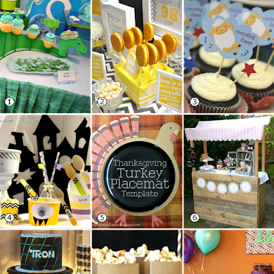 Celebrations & Party Ideas Links No. 10