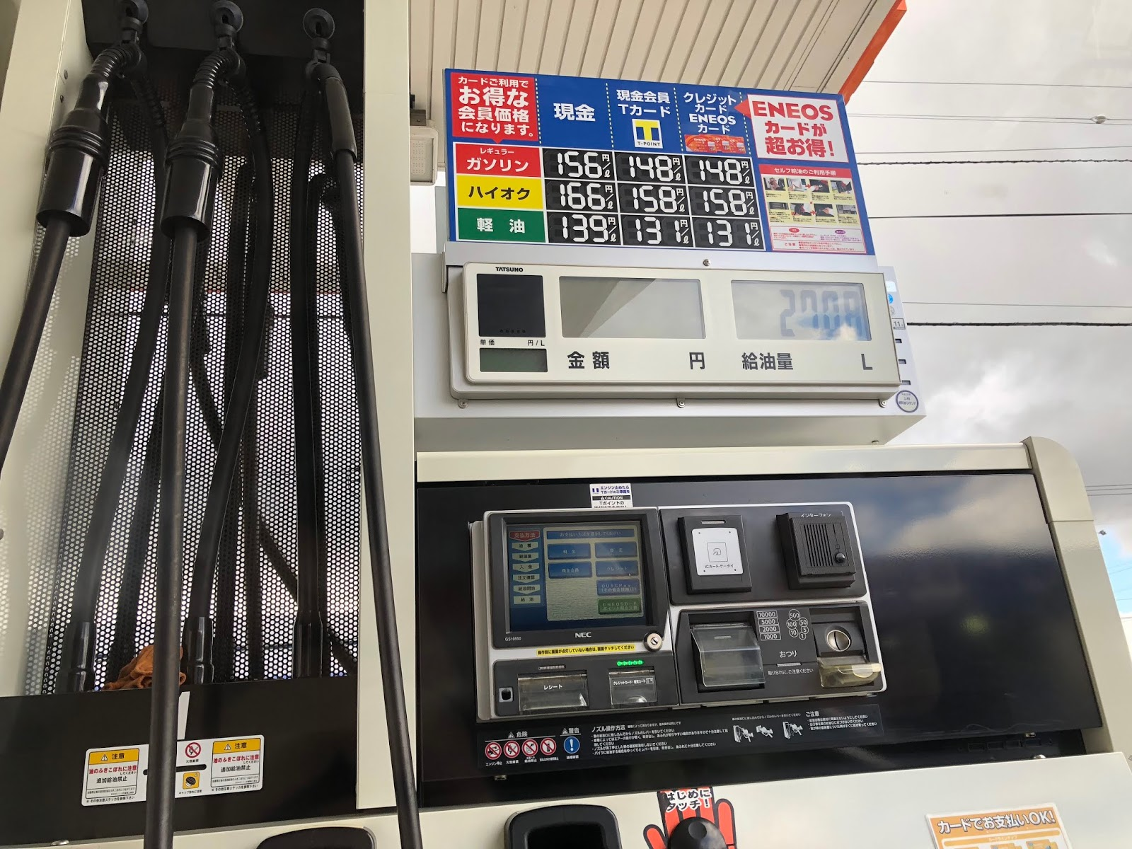 Types of fuel (gasoline) in Japan
