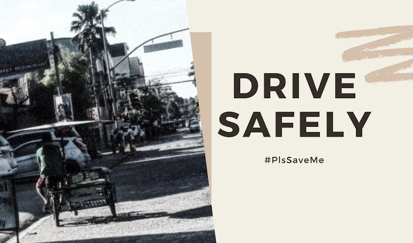 Drive Safely: Life of a Sikad Driver #PlsSaveMe #FinancialLiteracy