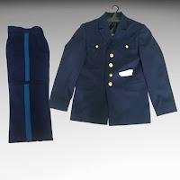 Пошив Кадетский Костюм парадный для кадетов ВВС курсантов Россия синий без отделка тк п/ш или габардин