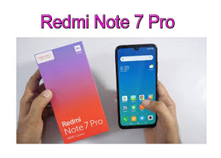 Redmi Note 7 Pro -in price Bangladesh with Full specifications