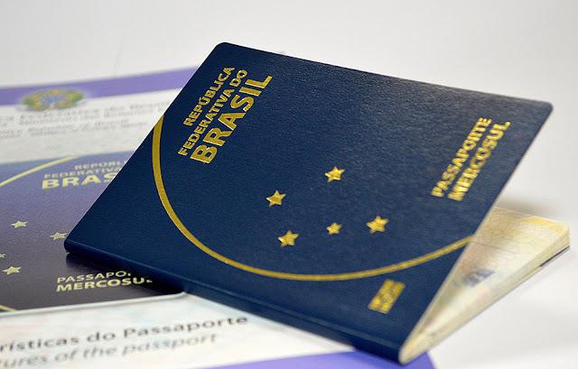 Emissão de passaporte de urgência ou emergência