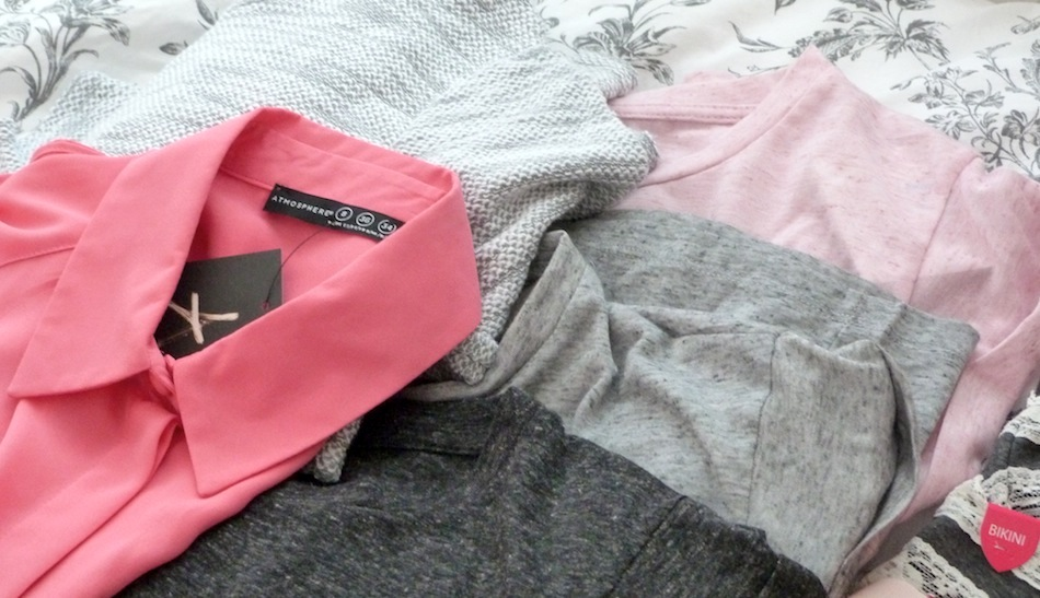 an image of spring primark haul