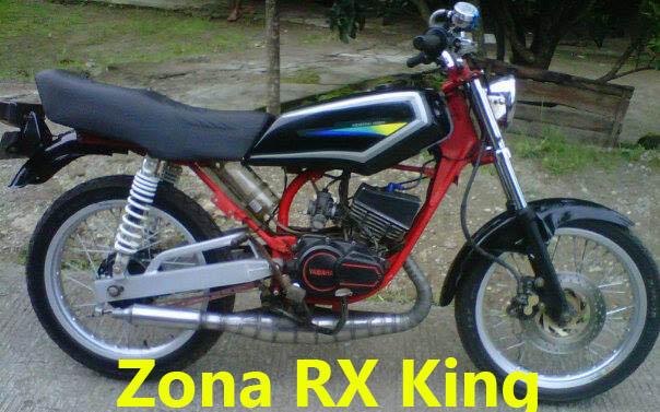 Oli Samping RX King Paling Bagus