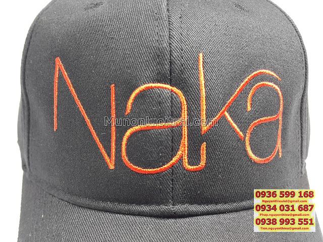 Trực tiếp sản xuất mũ nón quảng cáo giá sỉ, cơ sở sản xuất mũ nón in thêu logo quảng cáo giá sỉ