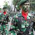 Tampil di Peringatan Hari Pahlawan, Yonif Raider 500/Sikatan Berhasil Pikat Perhatian Masyarakat Surabaya