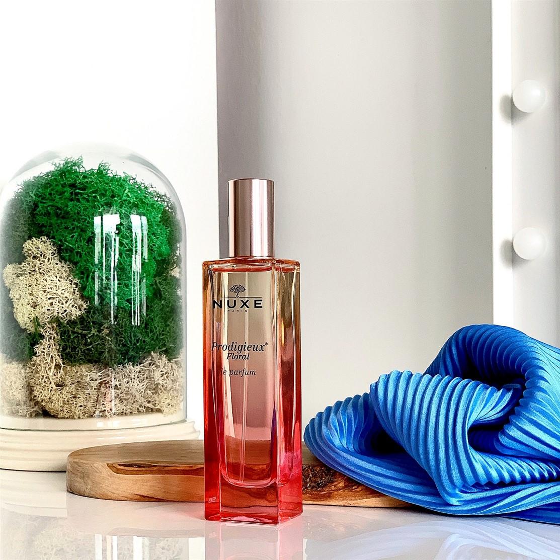Nuxe Prodigieux Floral le parfum blog