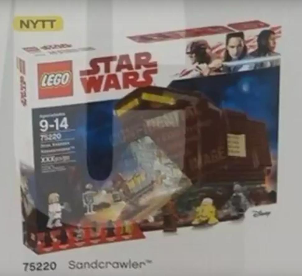 Lego Star Wars X Wing Starfighter 75218 Brand New: AnJ's Brick Blog: Lego Star Wars 2018 Preliminary Set