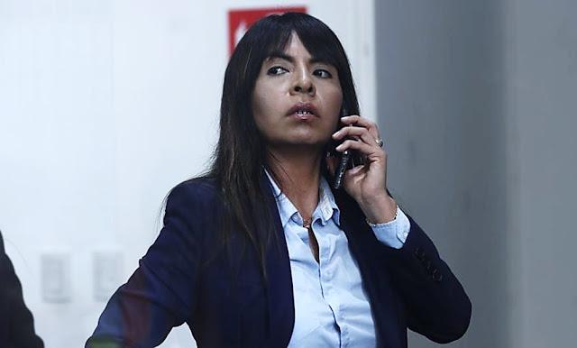 Abren investigación contra Giuliana Loza, abogada de Keiko Fujimori, por caso cócteles
