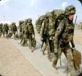 قوات بريطانية