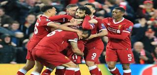 محمد صلاح قائد ليفربول في مواجهة فريق روما