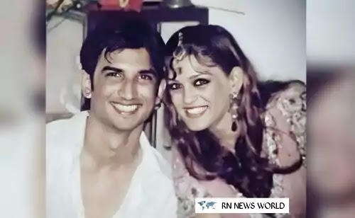 Sushant-Singh-Rajput's-sister-Shweta-Singh-Kirti-says-She-never-Seen-or-Touch-her-brother-again