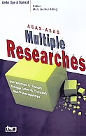 Judul Buku:Asas-Asas Multiple Researches