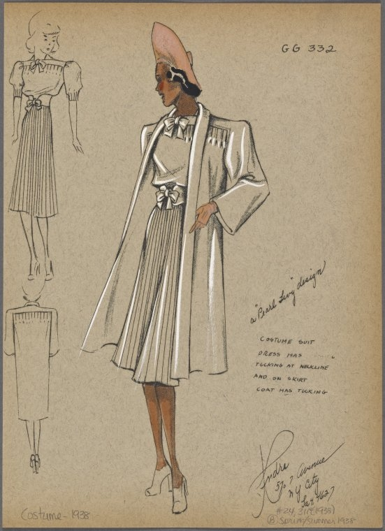 02-Costume-Suit-New-York-Public-Library-André-Studios-Fashion-Vintage-Illustrations-and-Drawings-from-the-1930s-www-designstack-co