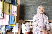 Meilia Hijab, Usaha Rumahan Tembus Pasar Manca Negara