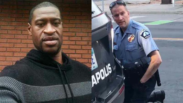 George Floyd and Chauvin Derek, the officer who killed him were coworkers in a nightclub for 17years