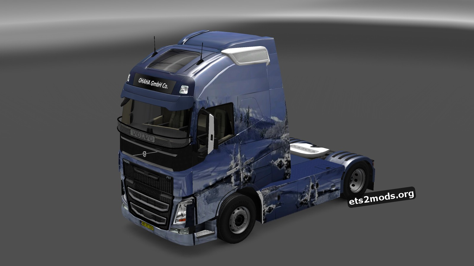 Skins Pack for Volvo 2013 by ohaha & chris sharp
