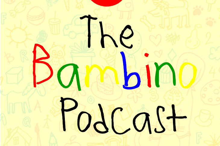 The Bambino Podcast - Bam Goes To The Beach
