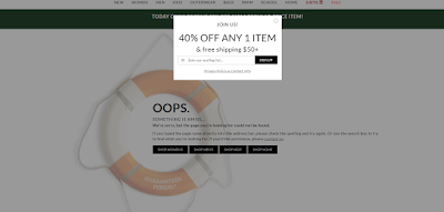 Monetizar páginas de errores 404