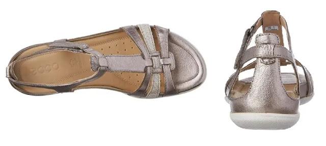 Flash Warm Grey Gladiator Sandal review