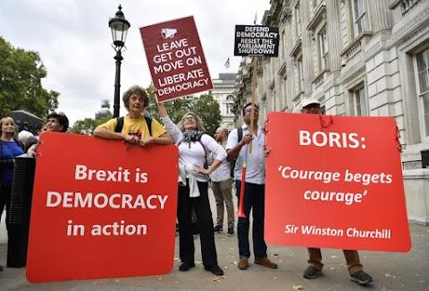 Romba dőlhet bármiféle új Brexit-megállapodás esélye