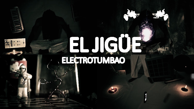 El Jigüe - ¨Electrotumbao¨ - Videoclip. Portal del Vídeo Clip Cubano