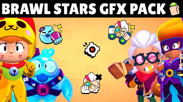 Download Brawl Stars GFX Pack