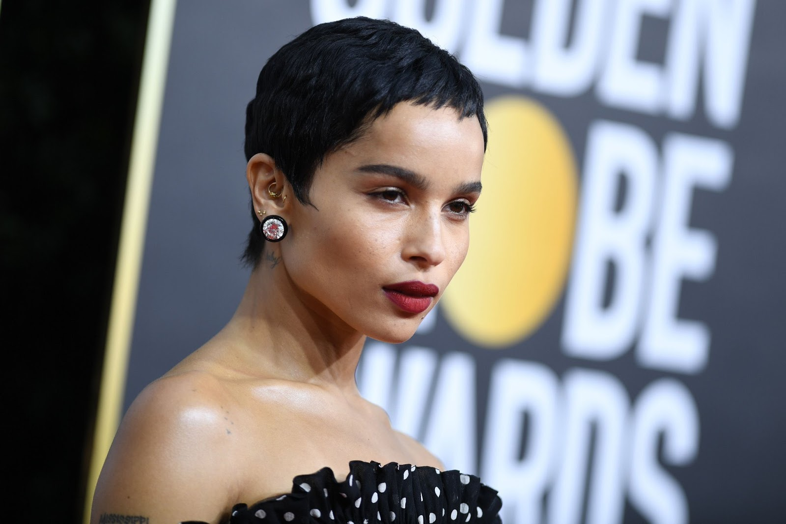 Zoe Kravitz 77th Annual Golden Globe Awards