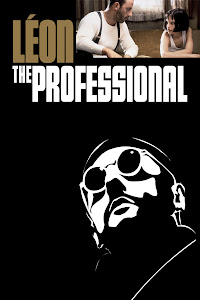Poster Of Hollywood Film Leon The Professional (1994) In 300MB Compressed Size PC Movie Free Download At worldfree4u.com