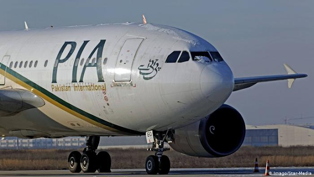 How a Pakistan Airbus A320 plane crashed near Karachi airport with 107 passengers on board