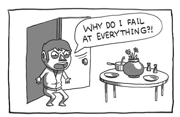 Panduan Bangkit Semula Selepas Kegagalan